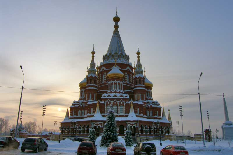 Свято-Михайловский Собор Ижевска