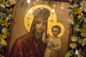 В Ижевск из Киева доставят чудотворную икону Божией Матери «Призри на смирение»